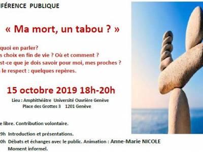 AmiVie - Conférence publique