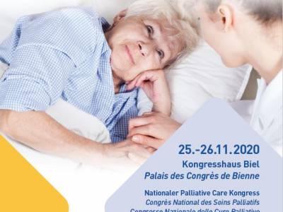 Congrès National des Soins Palliatifs 2020